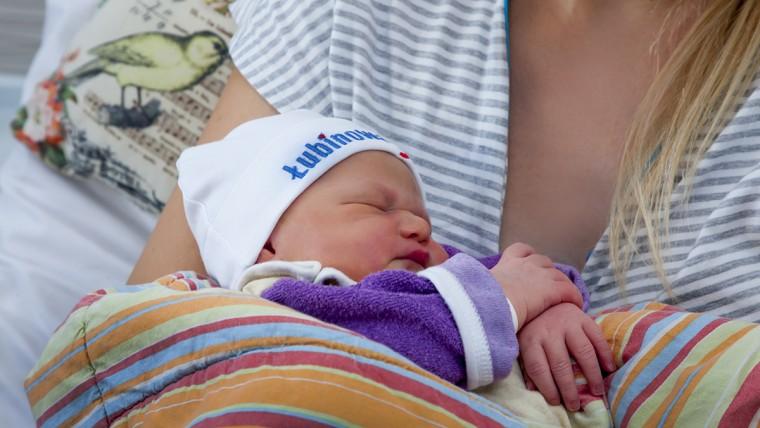 Dziesięciotysięczny poród na Łubinowej – artykuł