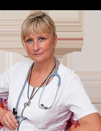 lek. med. Bożena Czarnecka