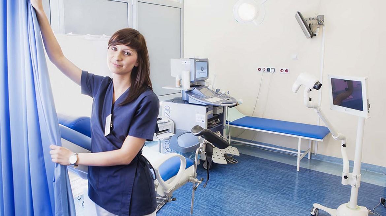 Świadczenia z zakresu ginekologii