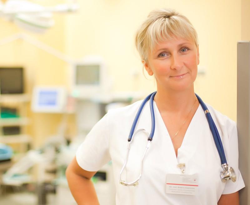 Konsultacja anestezjologiczna do znieczulenia porodu