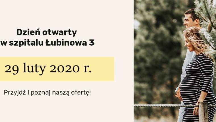Dzień otwarty 29 lutego 2020
